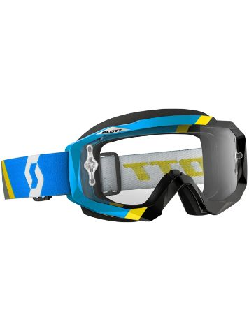 Scott Hustle MX asymmetric blue/black