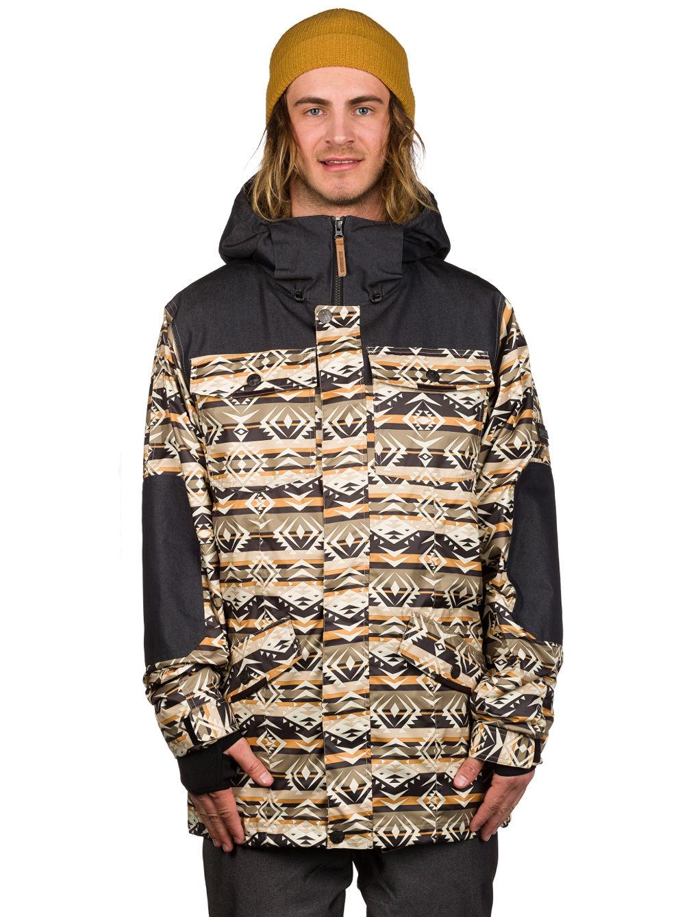 Saga Outerwear Fatigue 2L Jacket online kopen bij blue-tomato.com