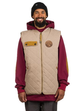 Saga Outerwear Puff Poly Combo Vest