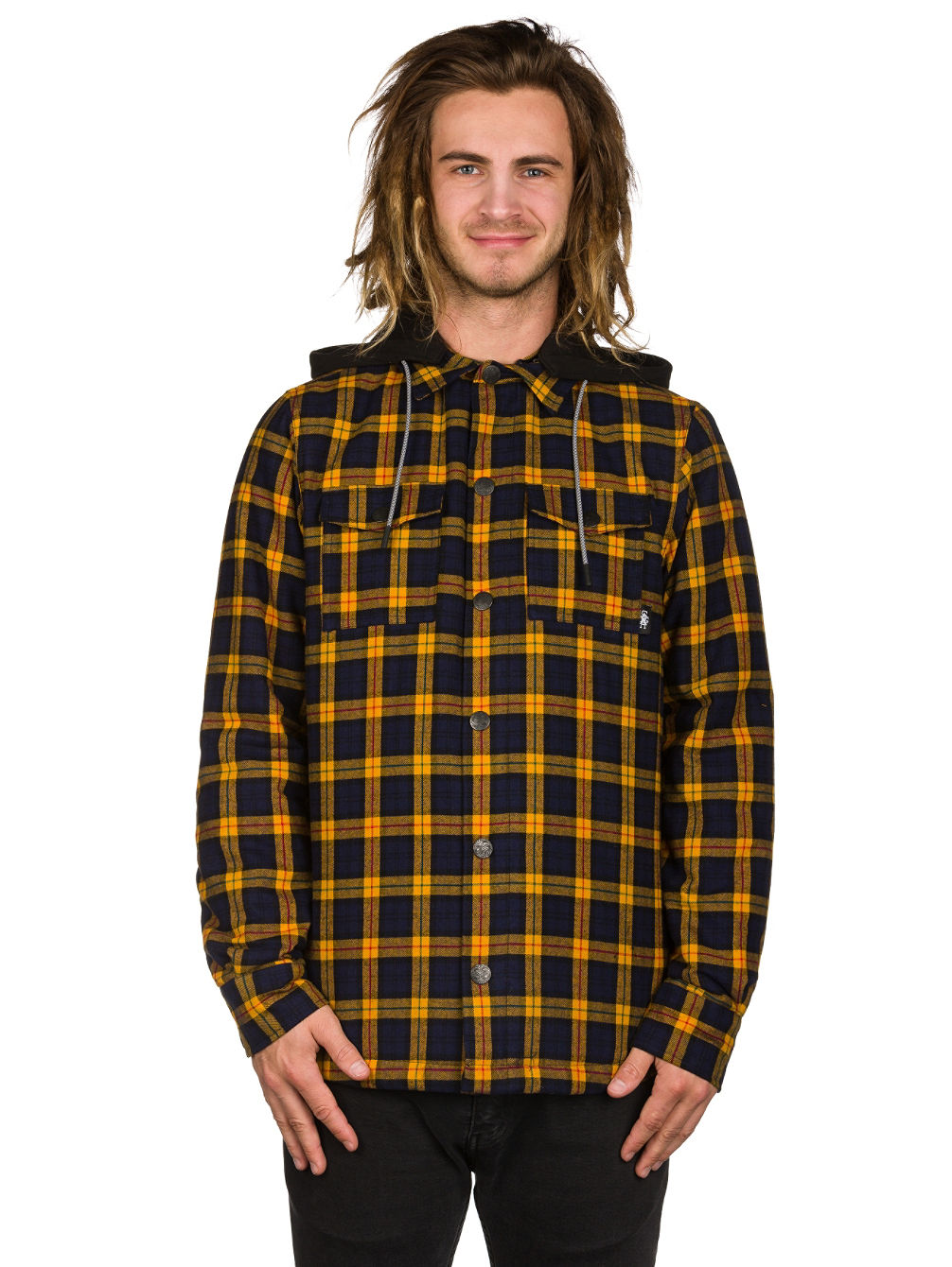 Buy Saga Outerwear Insulated Flannel Shirt Ls Online At