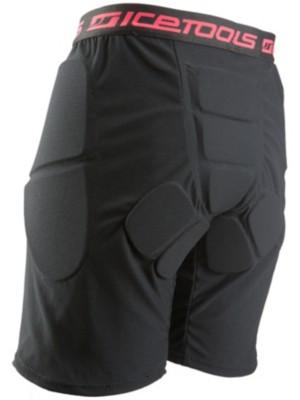 Icetools Underpants black / coral Gr. M