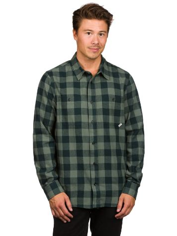 Cleptomanicx Checker Flannel Hemd