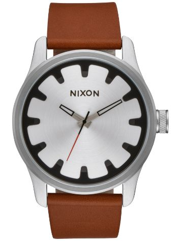 Nixon The Driver Leather Horloge