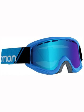 Salomon Juke Blue Boys Goggle jongens