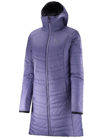 Salomon Drifter Long Hooded Outdoorjacke
