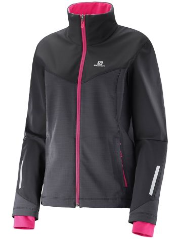 Salomon Pulse Softshell Outdoorjacke