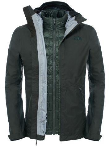 THE NORTH FACE Biston Quadclimate Outdoor Jacket