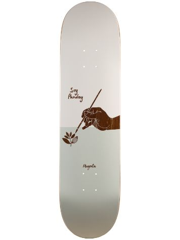 "Magenta Soy Panday 8"" Skateboard Deck"