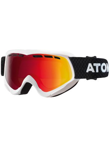 Atomic Savor ML White Boys Goggle jongens