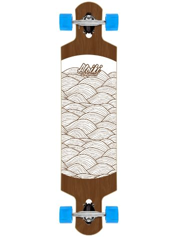 "Aloiki Longboards Water 9.6"" x 40.2"" DT Completo"