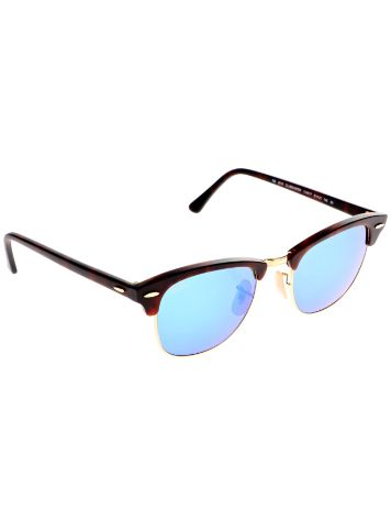 Ray Ban Clubmaster Sand Havana/Gold Special