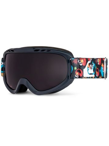 Quiksilver Flake Sesame Street Cookie Boys Goggle