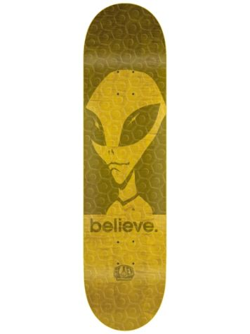 Alien Workshop Believe Hexmark 8.25'' Skateboard Deck