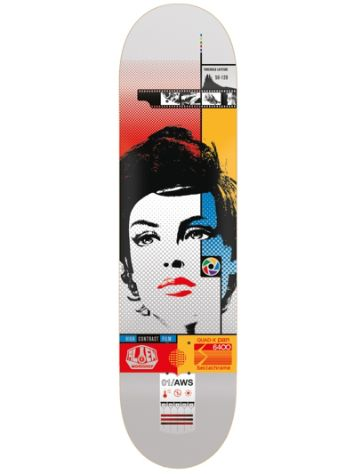 Alien Workshop Sectachrome Mannequin 8.25'' Skateboard