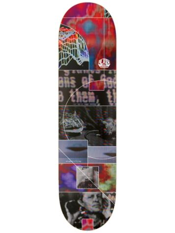 Alien Workshop Shape Shifting 8.25'' Skateboard Deck