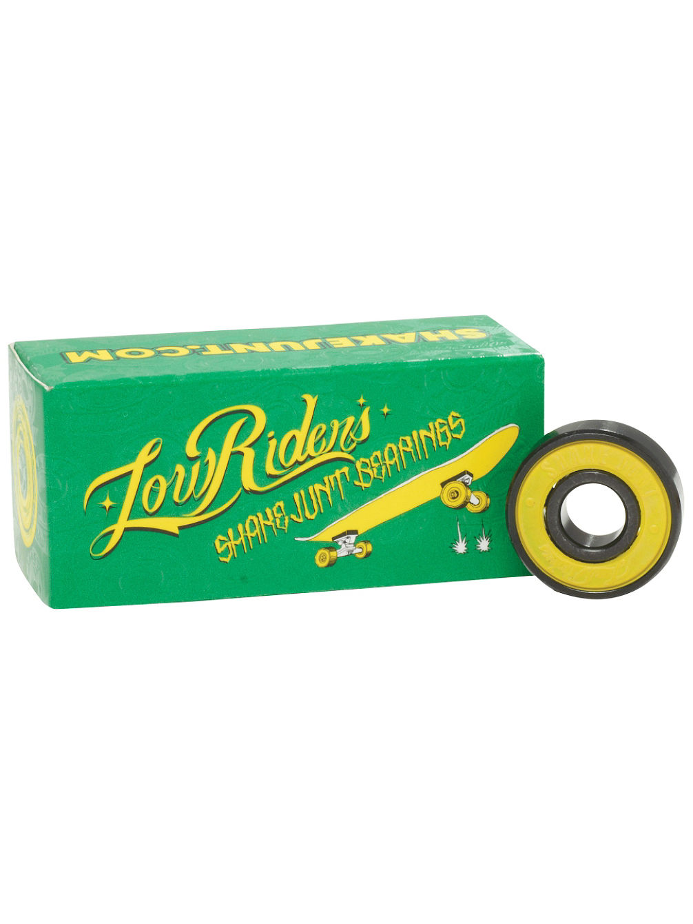 ABEC 3 Low Rider Bearings
