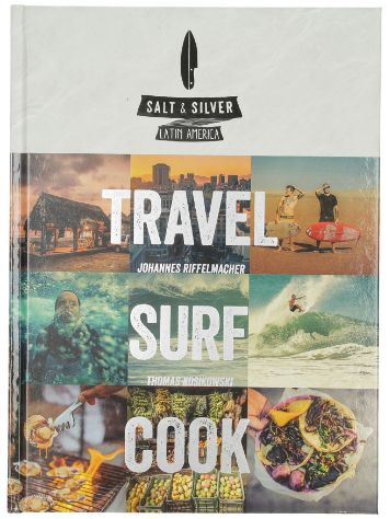 Salt & Silver TRAVEL, SURF, COOK English Version