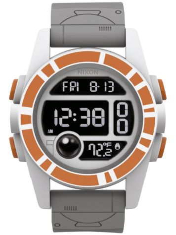 Nixon The Unit Sw Uhr