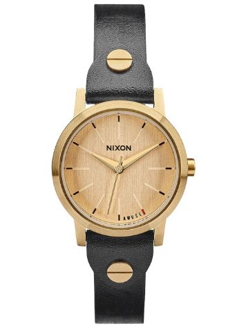 Nixon The Kenzi Leather Reloj