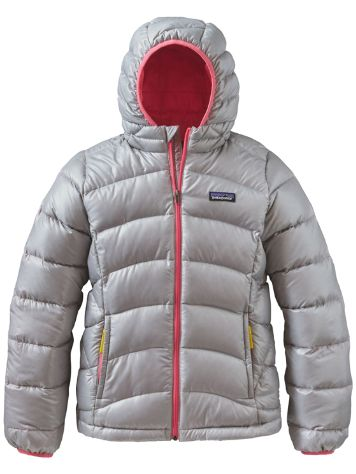 Patagonia Hi-Loft Hooded Down Jacket Girls