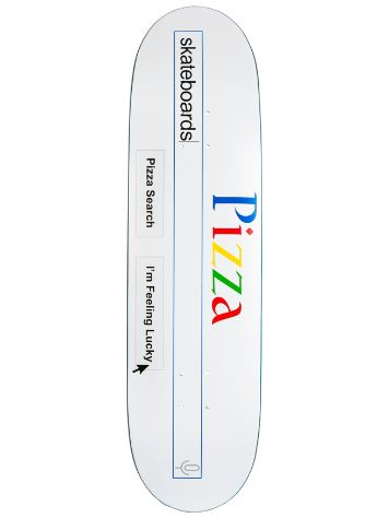 "Pizza Skateboards Search 8.4"" Deck"