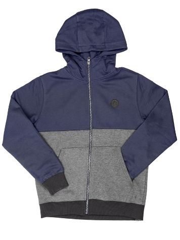 Volcom Single Stone Zip Hoodie Boys