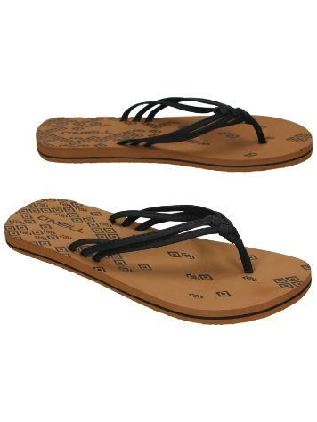 O'Neill 3 Strap Ditsy Sandals Women