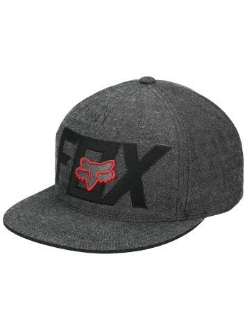 Fox Keep Out Snapback Cap