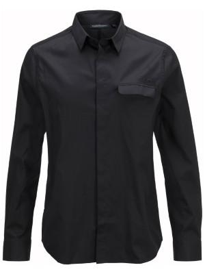 Peak Performance Neu Shirt LS black Gr. S