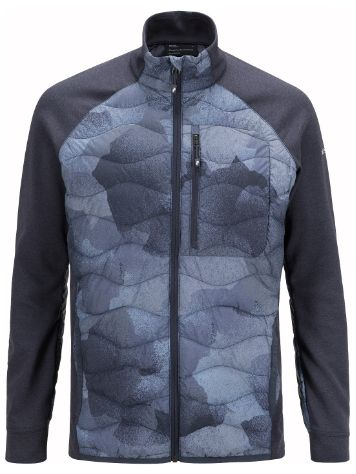 Peak Performance Helium Hybrid Print Windbreaker