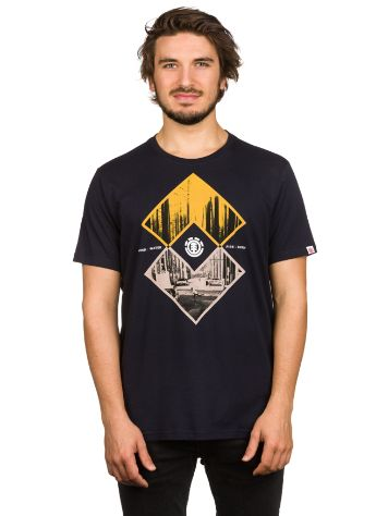 Element Intersect Camiseta