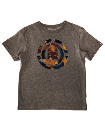 Element Cut Out Icon T-Shirt jongens
