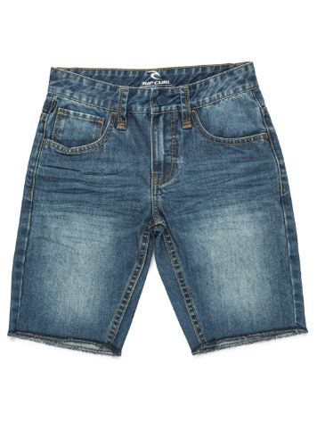 Rip Curl 5 Pocket Denim Shorts Boys