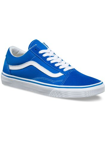 Vans Suede & Canvas Old Skool Sneakers