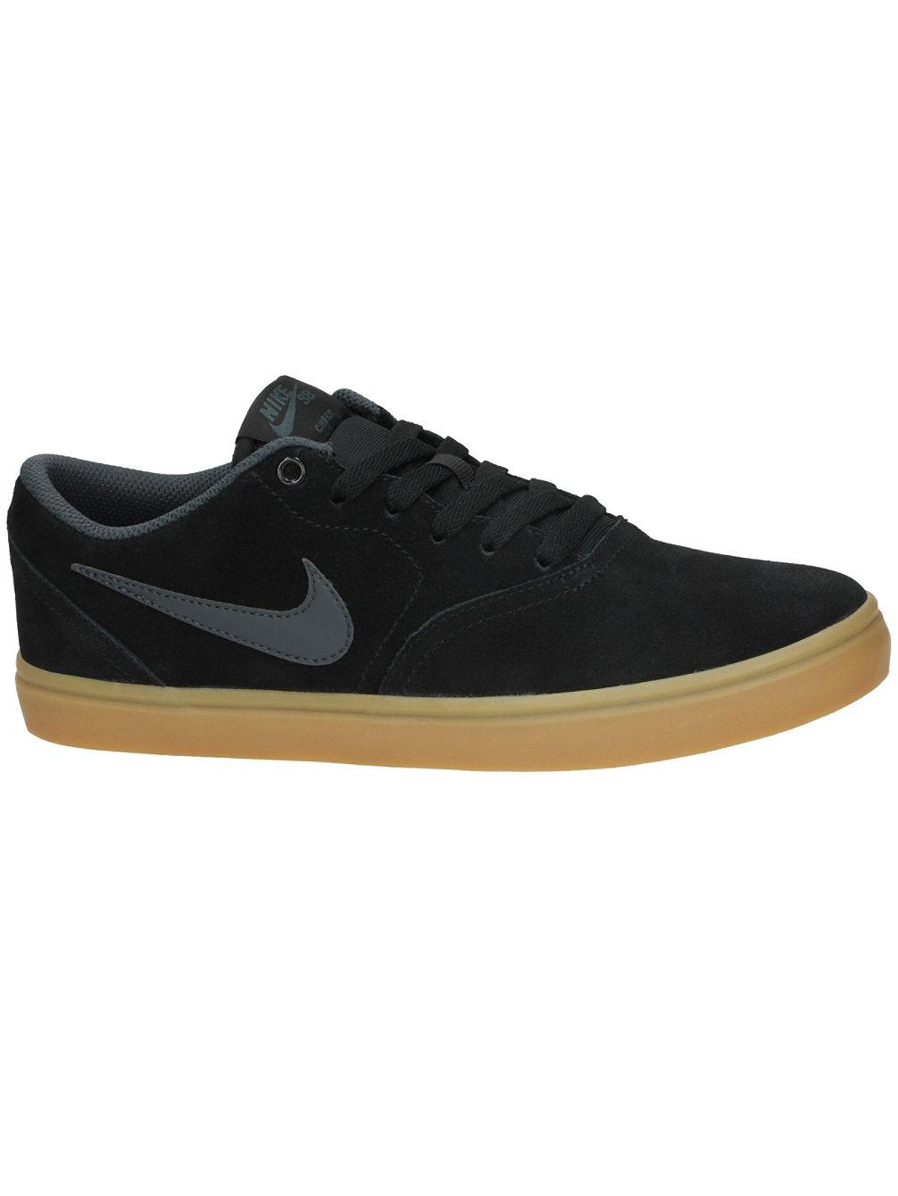 buy nike sb check solarsoft skate shoes online at blue. Black Bedroom Furniture Sets. Home Design Ideas