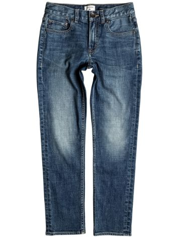 Quiksilver Revolver Middle Sky Aw Jeans jongens