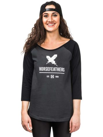 Horsefeathers Justine T-Shirt LS