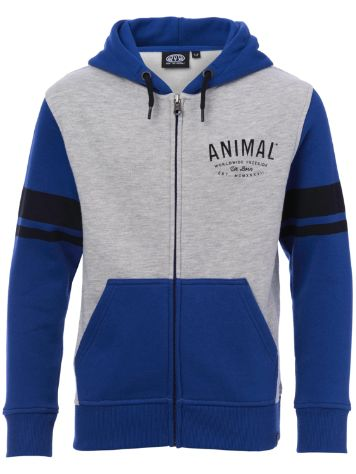 Animal Bennin Zip Hoodie Boys