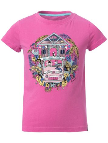 Animal Betsy Bus T-Shirt Girls