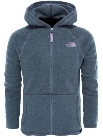 THE NORTH FACE Glacier Zip Hoodie Girls