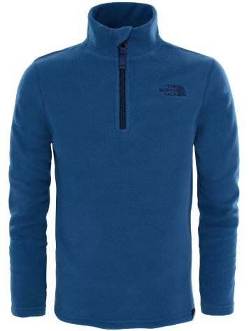 THE NORTH FACE Glacier 1/4 Zip Fleece Pullover Boys