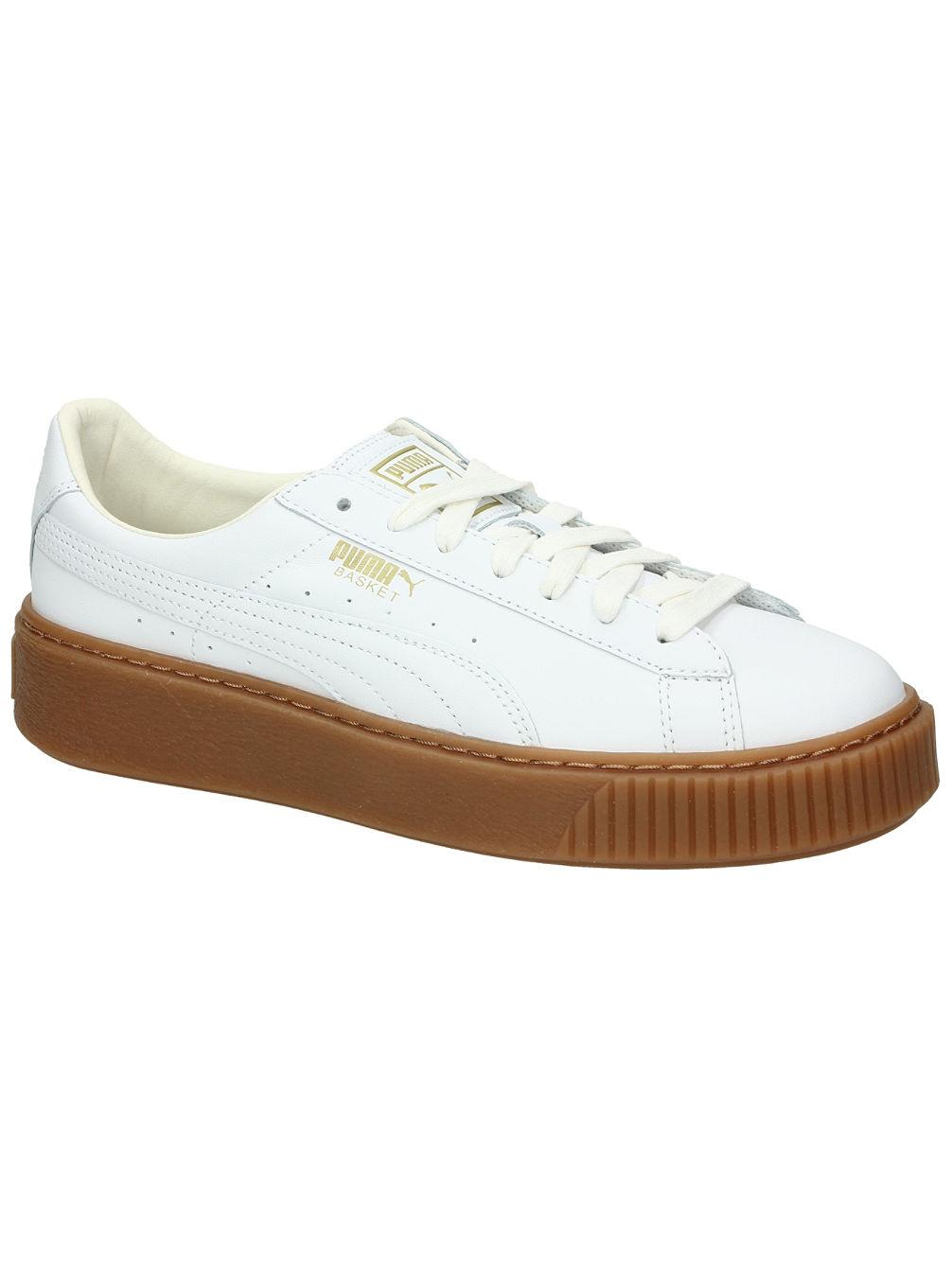 Buy Puma Basket Platform Core Sneakers Women Online At