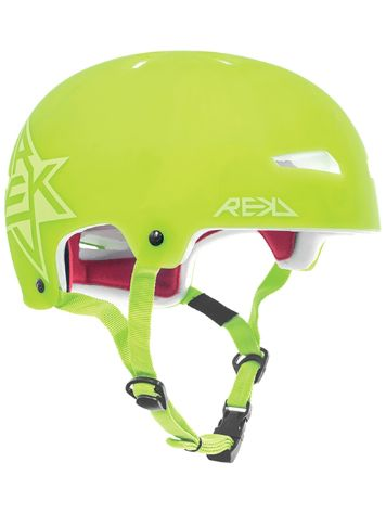 REKD Elite Icon Semi Transparent Skateboard helm