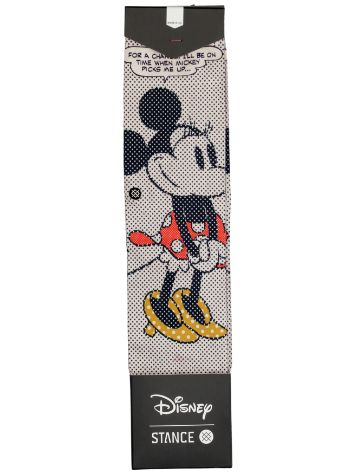 Stance Tick Tock Minnie Disney Calcetines