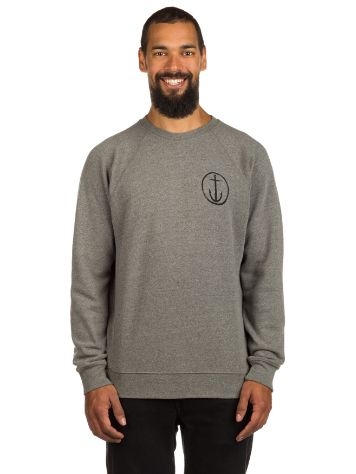 Captain Fin Helm Crew Fleece Sweater