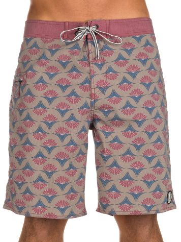 Captain Fin In Bloom Boardshorts