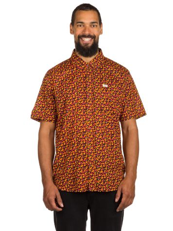 Captain Fin Field Of Radness Woven Camisa