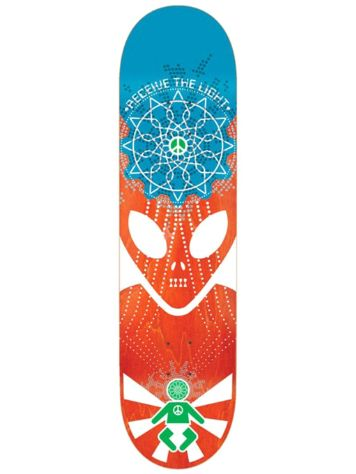 "Alien Workshop Receive The Peace 8.375"" Skateboard Deck"
