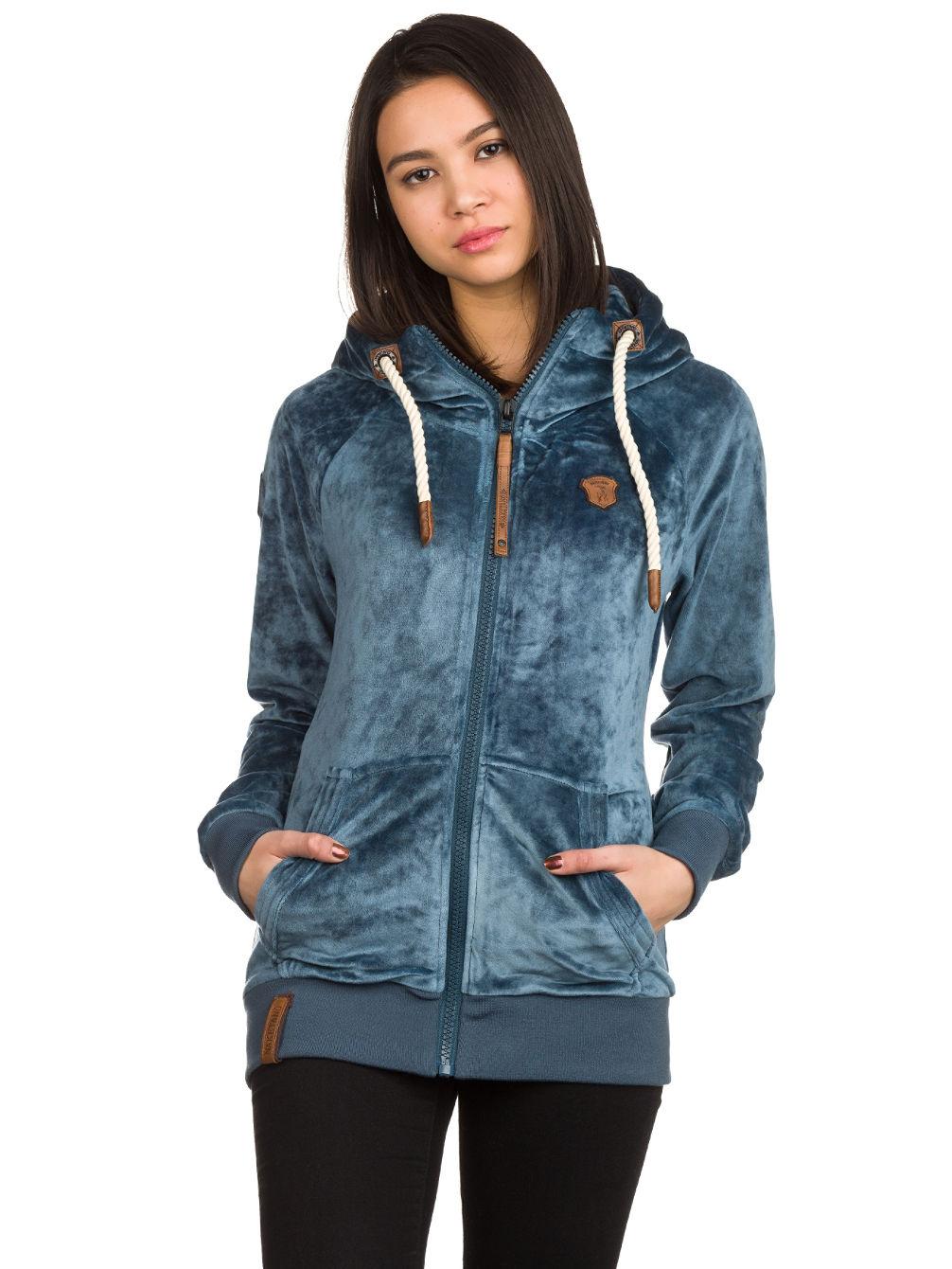 buy naketano brazzo mack iii zip hoodie online at blue. Black Bedroom Furniture Sets. Home Design Ideas