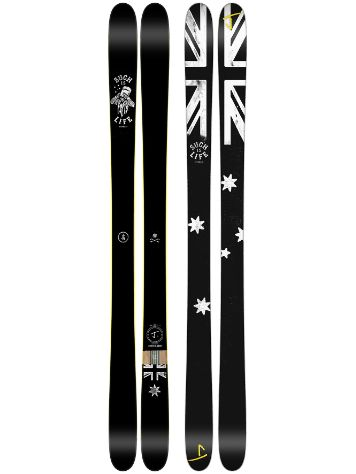 J skis The Whipit Such is Life 178 2017 Ski